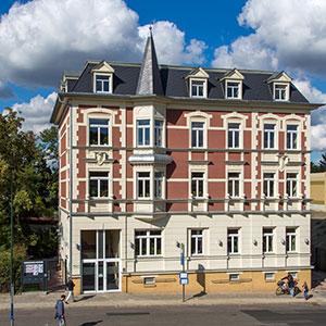 Firmengebäude Rathausstraße 26